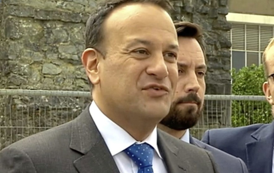 Irish PM: No-deal Brexit increasingly likely, border poll would be 'divisive'