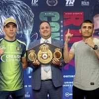 'You'll see the best me yet' promises Michael Conlan ahead of Feile an Phobail spectacular against Diego Ruiz