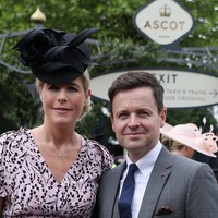 Declan Donnelly celebrates fourth wedding anniversary with wife Ali Astall