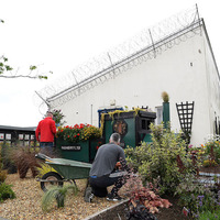 Maghaberry prisoners' garden wins National Trust award