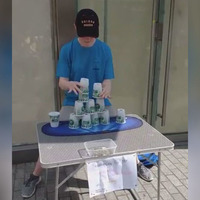 Video: Check out world record sport stacker Laura Beacom