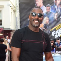 Idris Elba insists he came up with 'black Superman' line in Hobbs & Shaw