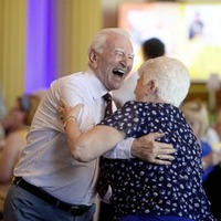 Hundreds of pensioners enjoy tea dance at Belfast City Hall thanks to support and befriending service