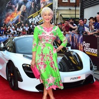 Dame Helen Mirren based Hobbs & Shaw role on her working class roots