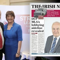 DUP MLA Trevor Clarke's planning consultancy business suspends operations