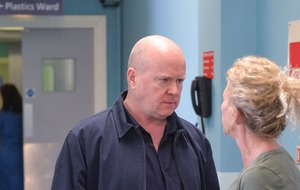 Phil Mitchell fights for life after possible brain damage in EastEnders attack
