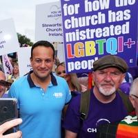 Irish premier taking part in Belfast's Pride parade