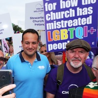 Belfast Pride parade is Northern Ireland at its best, Leo Varadkar says