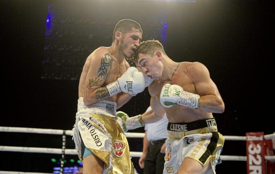 Master boxer Michael Conlan brings the curtain down on Feile