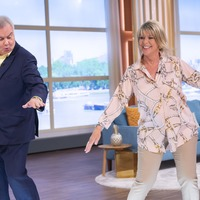 Ruth Langsford and Eamonn Holmes spoof Big in This Morning promo