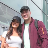 Amy and Curtis back together on Love Island reunion show