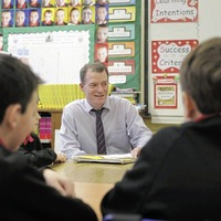 Cap grammar places to boost secondary schools, Chris Donnelly urges
