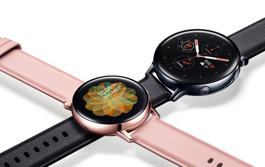 Samsung unveils Galaxy Watch Active 2 in latest grab for