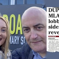 DUP councillor on planning committee works in Trevor Clarke's office