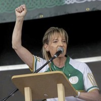 Criticism after 'angry' Martina Anderson 'Tiocfaidh ár lá' speech at hunger strike rally