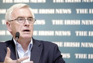 Border poll question heightened by Brexit, Shadow Chancellor tells Belfast festival