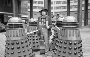 Daleks' debut tops list of greatest sci-fi TV moments