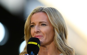 Gabby Logan: New series shows footballers in different light
