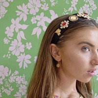 On Trend: Crowning glory: six of the best embellished headbands