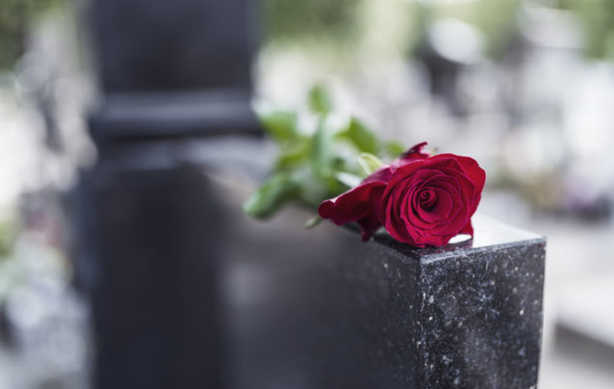 Cigarettes and cans of beer not appropriate memorabilia at funeral