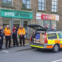 Pets rescued from Whaley Bridge after residents evacuated from homes