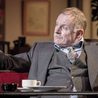 Robert Glenister on Brian Friel, Hustle and working with brother Philip – one day