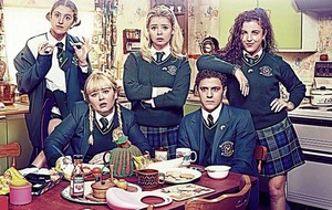 Derry Girls the most watched TV show of 2018, report reveals