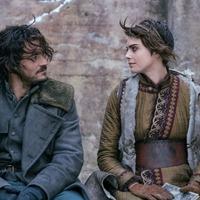 Orlando Bloom and Cara Delevingne share steamy scene in new drama