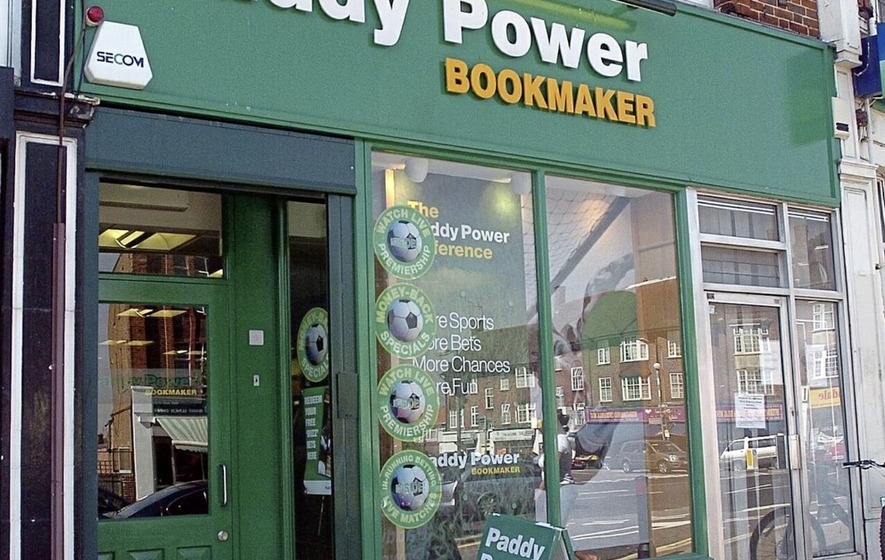 Paddy Power owner's profits drop on higher taxes - The Irish News