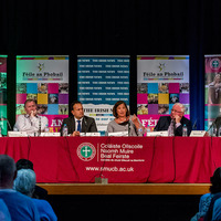 Allison Morris: Féile debate shows we are at different stages on the road to a reconciled society