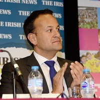 Chris Donnelly says advocates of Irish unity share Leo Varadkar's vision of a 'new state'