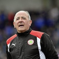 Tributes paid to former Cliftonville manager Tommy Breslin