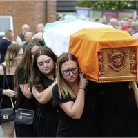 Priest urges 'full force of the law' to deter car criminals at Seamus Conlon's funeral