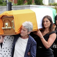 Mother of 1981 hunger striker Kieran Doherty had 'immense courage'