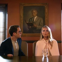 Gwyneth Paltrow strikes a stern pose in first images from The Politician