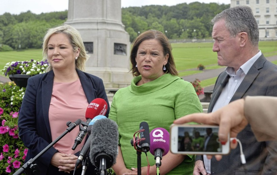 Party spending drops while Stormont lies dormant