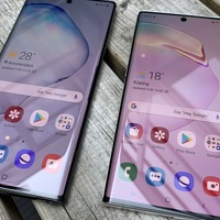 Samsung unveils new Galaxy Note 10 and 10+ smartphones