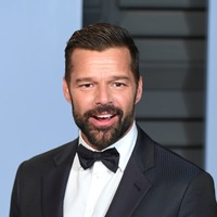 Ricky Martin shares first picture of his seven-month-old daughter