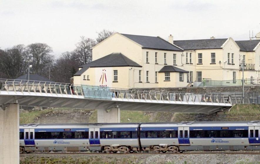 Derry-Belfast railway line must be developed - Eamonn McCann - The