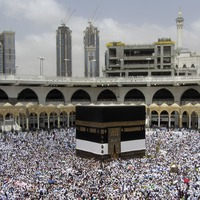 More than two million Muslims in Mecca for start of hajj pilgrimage
