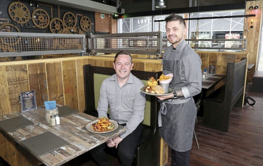 Moes fires up the grill at The Boulevard - The Irish News