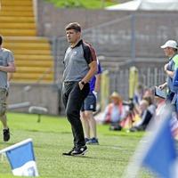 Former Kerry boss Eamonn Fitzmaurice enjoying time away from the inter-county spotlight