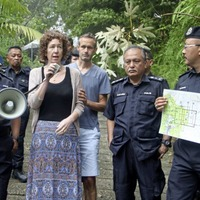Search for missing teenager Nóra Quoirin continues in Malaysia one week after her disappearance