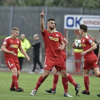 Paddy McLaughlin praises Cliftonville's battling qualities after draw at Coleraine