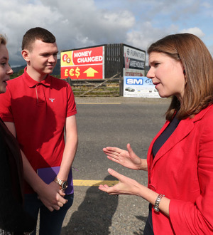 Liberal Democrat leader Jo Swinson: There is no 'good Brexit' for Northern Ireland