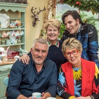 Paul Hollywood teases Great British Bake Off picture