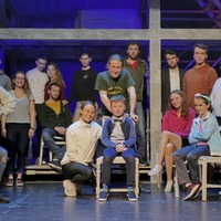 Youth group ensures extra helpings of musical theatre in Co Donegal