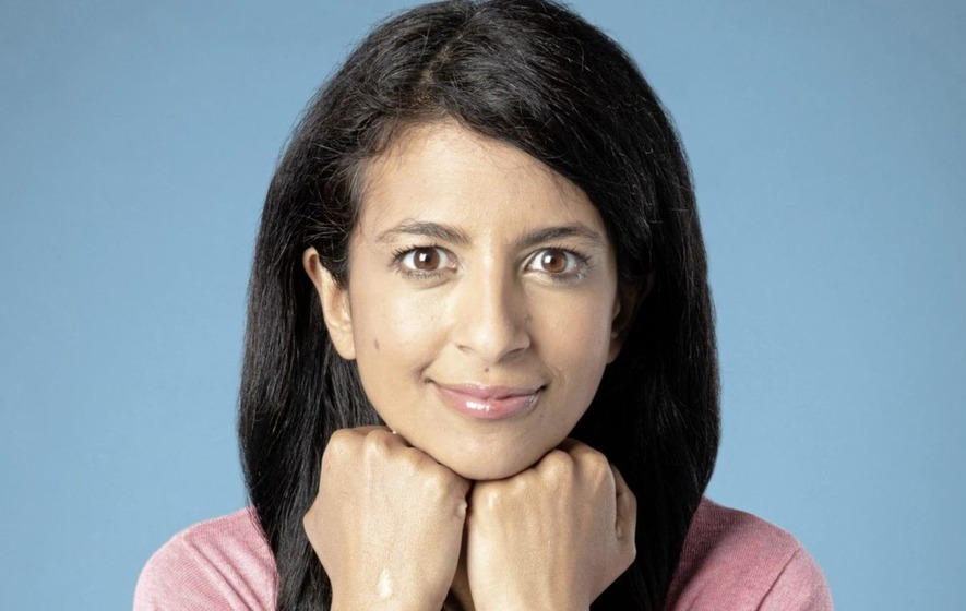 Konnie Huq: Writing good for fitting in with mumming says ex-Blue Peter presenter