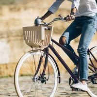 Nespresso turns aluminium capsules into bike