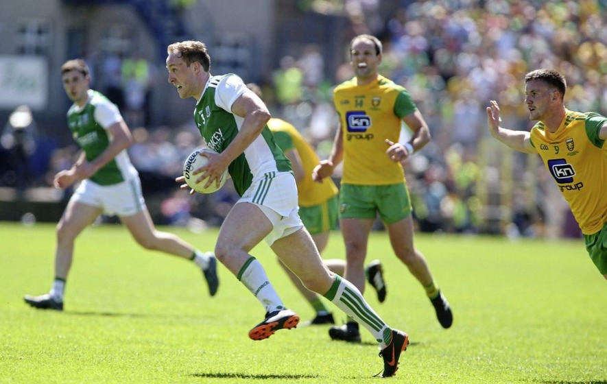 Gruelling commute from Budapest to Enniskillen works out for Fermanagh full-back Che Cullen